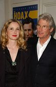 Julie Delpy and Richard Gere at the Los Angeles Screening of
