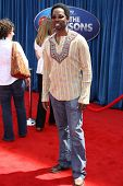 Harold Perrineau at the World Premiere of