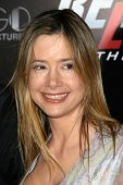 Mira Sorvino at the Los Angeles Premiere of