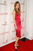 Devon Aoki at an Escada 2007 Fall Winter Sneak Preview to Benefit Step Up Women's Network. Beverly H
