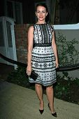 Kristin Davis at the Oscar De La Renta Boutique Opening Benefiting EIF Women's Cancer Research Fund.
