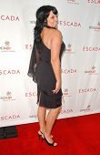 Sara Ramirez at an Escada 2007 Fall Winter Sneak Preview to Benefit Step Up Women's Network. Beverly