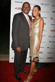 Forest Whitaker and Keisha Whitaker at the DESIGNCARE 2007 Fundraiser to benefit those battling debilitating disease and life circumstances. Private Residence, Malibu, CA. 07-21-07