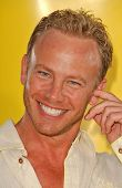 Ian Ziering at the World Premiere of