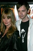 Cameron Richardson and DJ Qualls at the World Premiere of