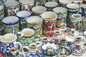 Romanian Pottery: Mugs