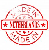 Made In Netherlands Red Seal