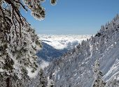 Mt. Baldy California Winter