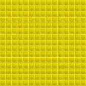 pic of tetrahedron  - seamless texture composed of tetrahedral mosaic with yellow highlights - JPG