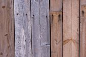 Old Wooden Board Wall, Texture Material.