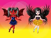 Evil Girls Dress Up2