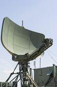 Military radar unit
