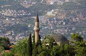 Suleymaniye Mosque In Alanya, Turkey