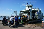 Ferry Boat,  Passenger Transport Vehicle