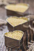 Millet (in A Heart Shape)
