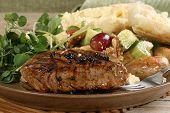Tuna Steak