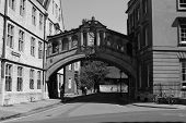 Bridge Of Sighs Oxford University