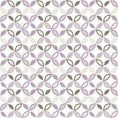 Seamless bright geometric circle pattern.