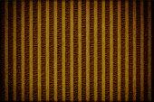 Golden Vintage Stripe Texture Paper