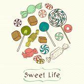 Doodle Candys.