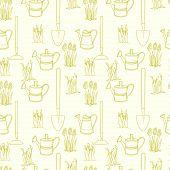 Garden Pattern.
