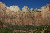 Zion National Park Temples and Towers