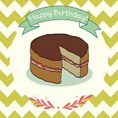 Doodle Cake.