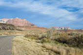 South Western Utah Landscape