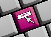 Computer Keyboard: Apps