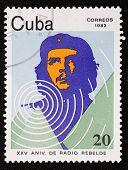 Постер, плакат: Куба штамп