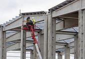 Engineer Construction Site