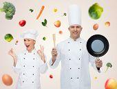 picture of vegetarian meal  - cooking - JPG
