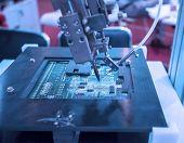 picture of welding  - Robot Welding - JPG