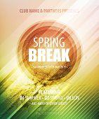 foto of spring break  - Spring Break Party - JPG