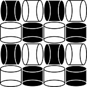 picture of cylinder  - Seamless Cylinder Pattern - JPG