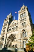 pic of kensington  - The Natural History Museum built between 1873 - JPG