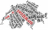 image of manufacturing  - Made in Switzerland - JPG