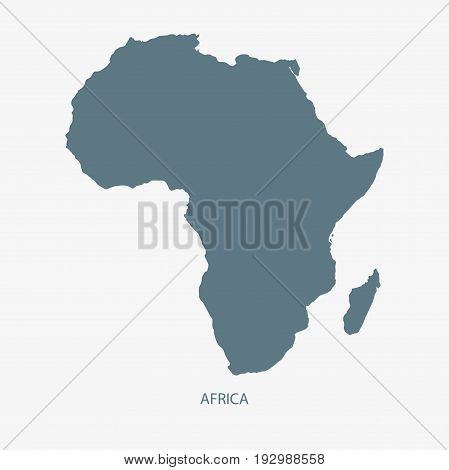 AFRICA MAP AFRICAN