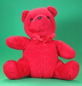 Childs Toy Teddy Bear poster