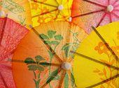 Guarda-chuvas diferentes para Cocktail