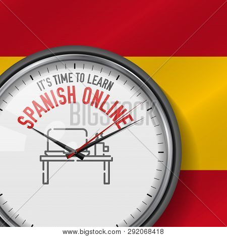 Its Time To Learn Spanish