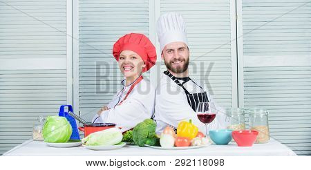 Kitchen Rules Man And Woman
