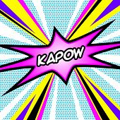Kapow Pop Art