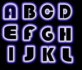 Font Purple Collection