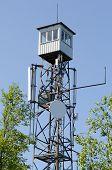 Watchtower With Antennas