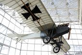 German World War One airplane