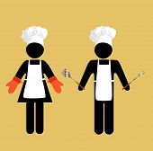 Cooksymbolpeople.Eps