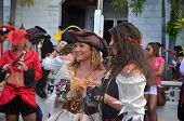 Pirates Week 2012