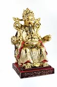 Cai Shen : The God Of Wealth, Which Is A Symbol For Bringing Prosperity