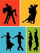 Latin American Dancers